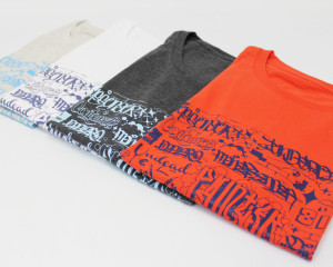 'WORKS' T-shirt 【AMESxKRESS】
