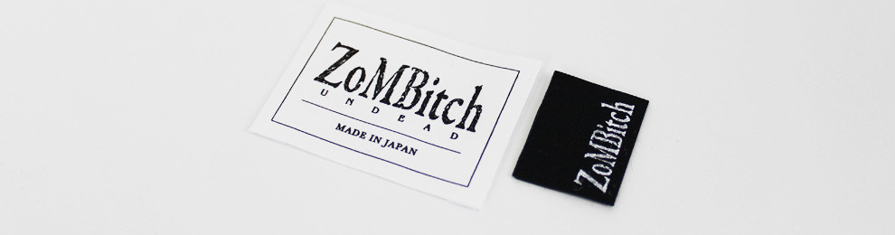 ZoMBitch clutch bag